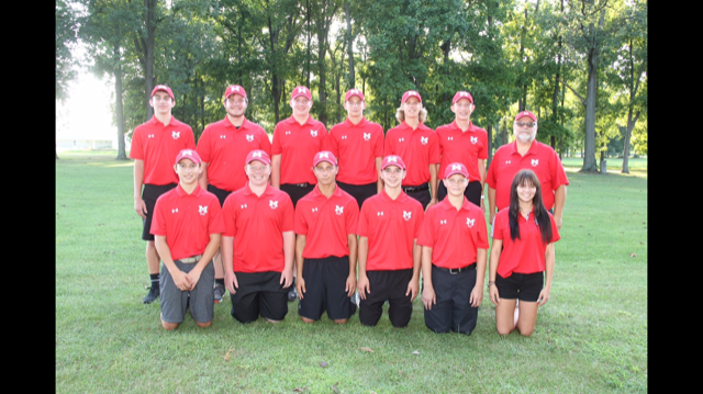 MHS Golf Team