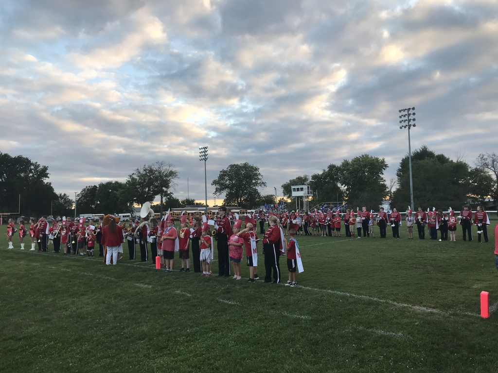 MHS Marching Lions and Mini Marching Lions