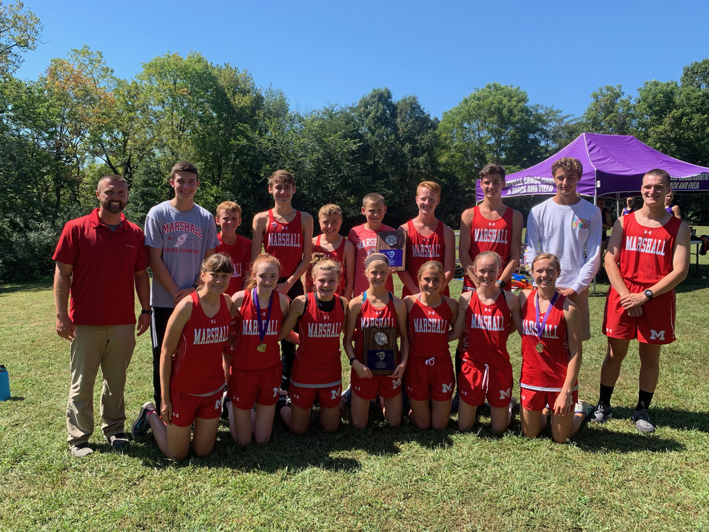 XC Shelbyville Trail Invite Champs