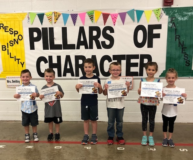 Kindergarten-Trustworthiness Winners