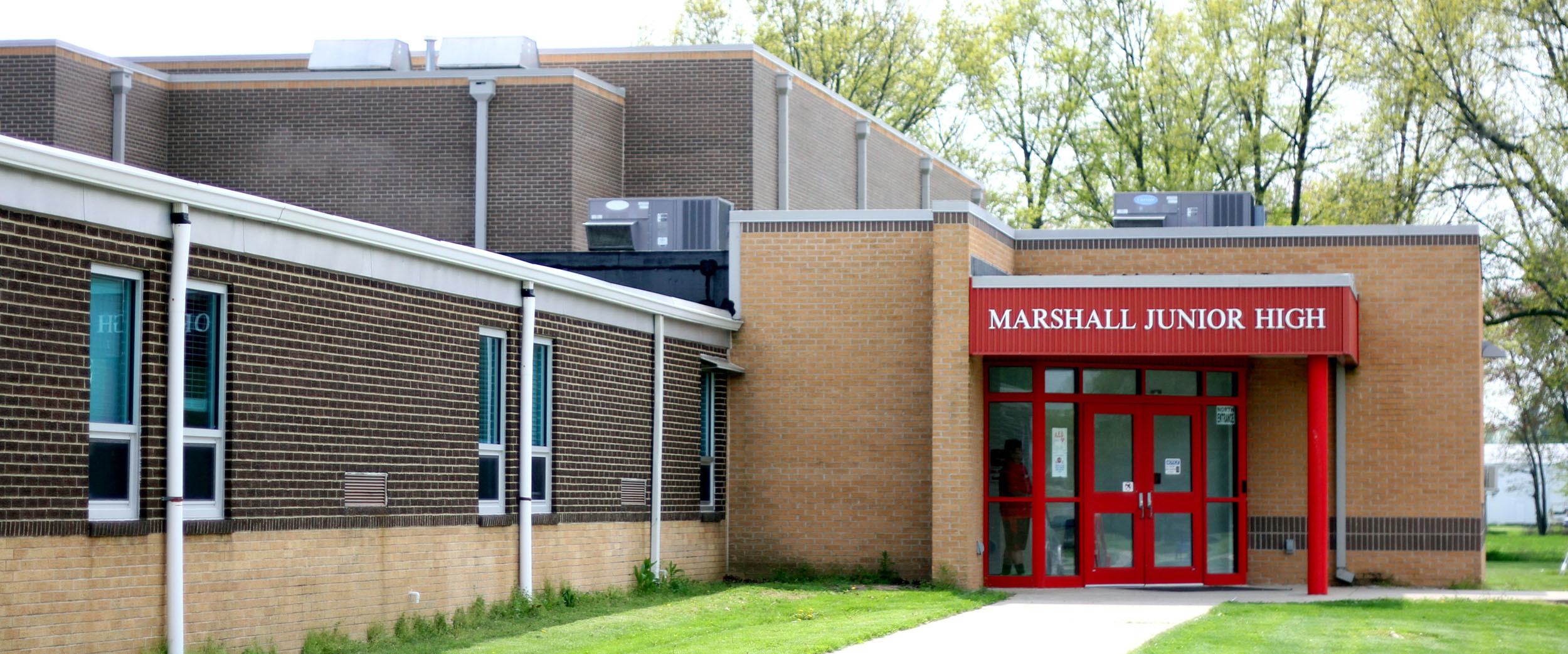 Marshall Junior High Side